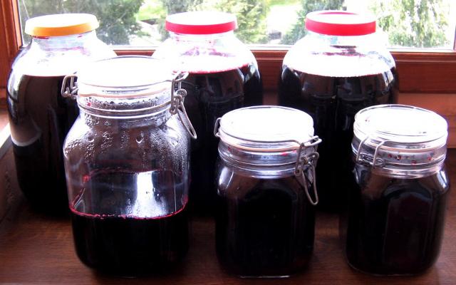 рецепты на зиму черноплодная рябина