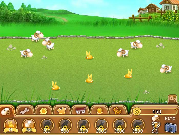 вегетарианская ферма
