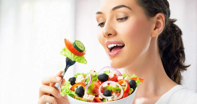 вегетарианская диета для очищения организма