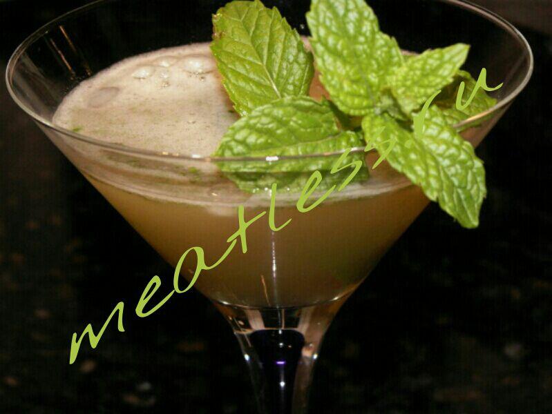 коктейль с джином