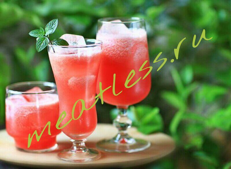 коктейль из папайи