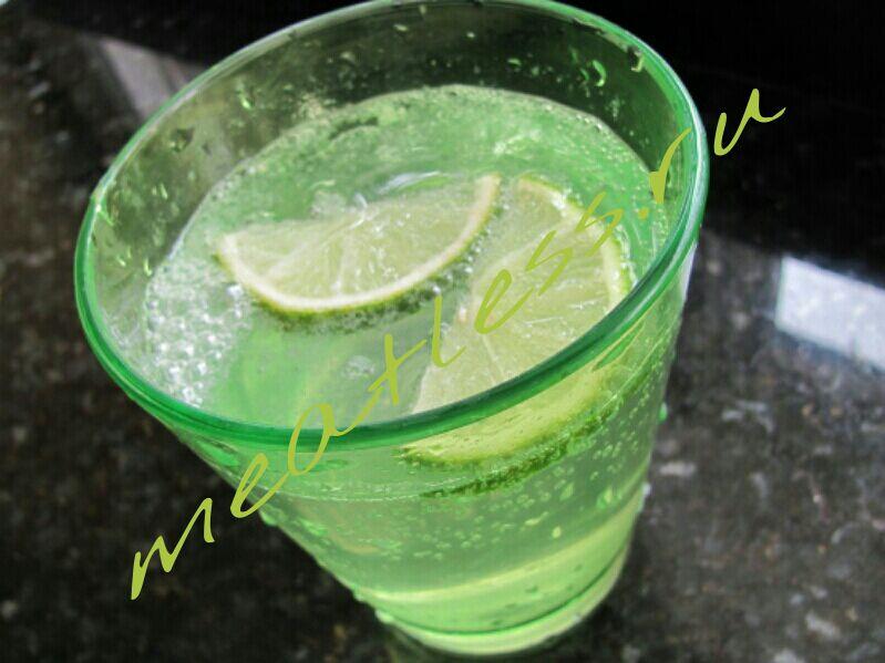 напиток из лайма