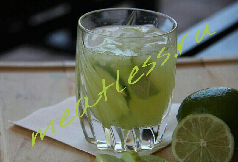 напиток из огурцов